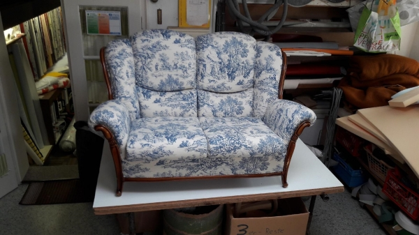alte Couch